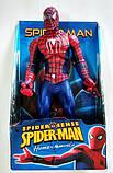 Фигурка супергероя Человек Паук, подвижные руки, ноги, голова, тело, Спайдер Мен, Spider Man, фото 2