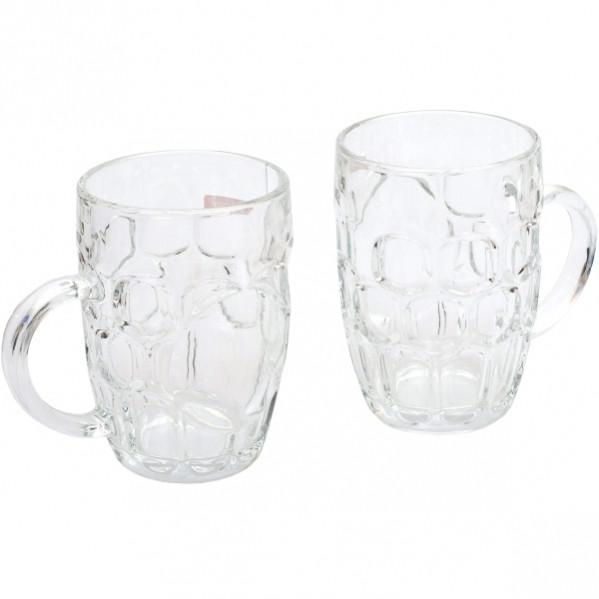 Бокал для пива 0,5 л стекло