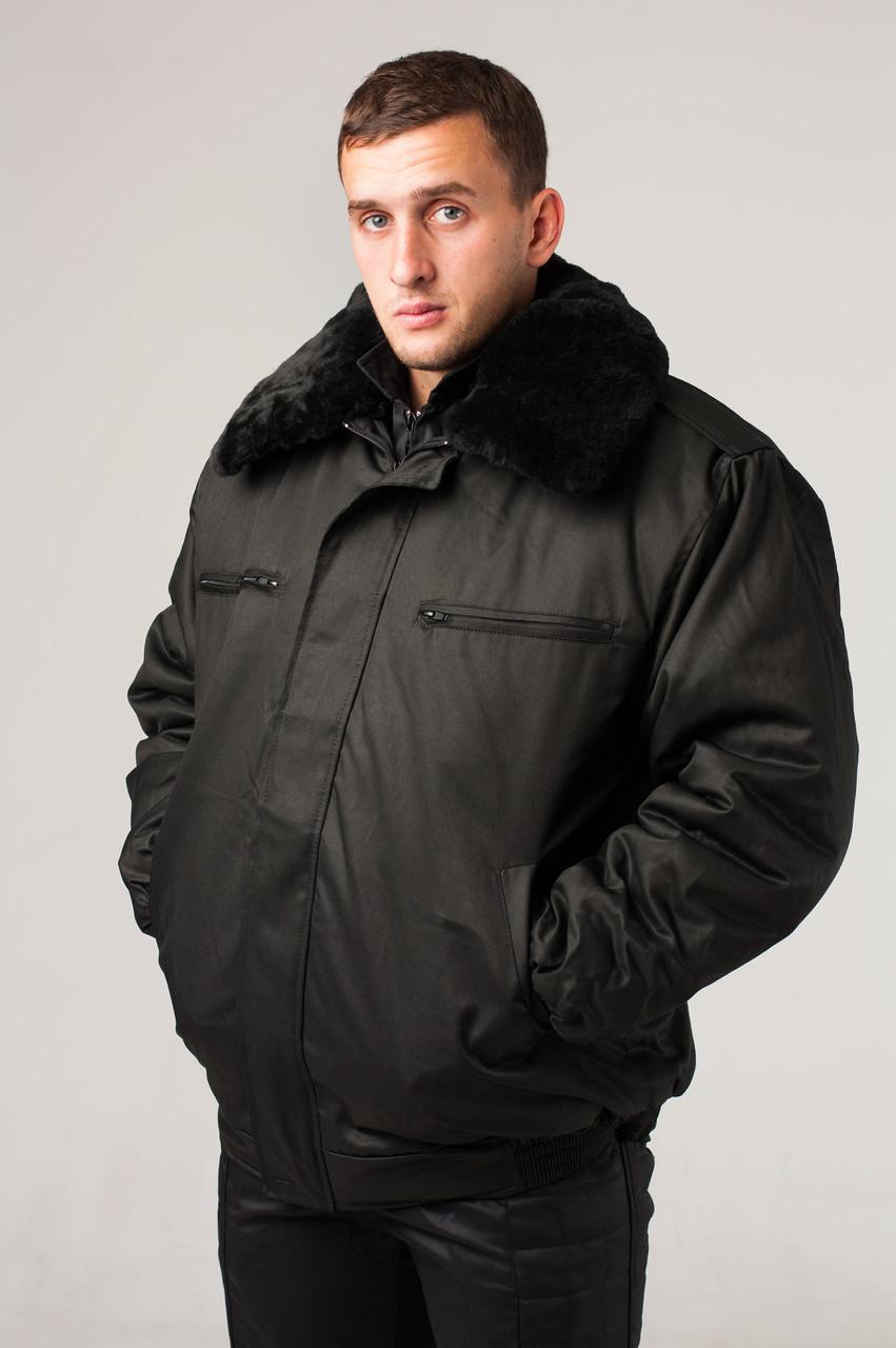 Куртка ОЗФ Грета черная