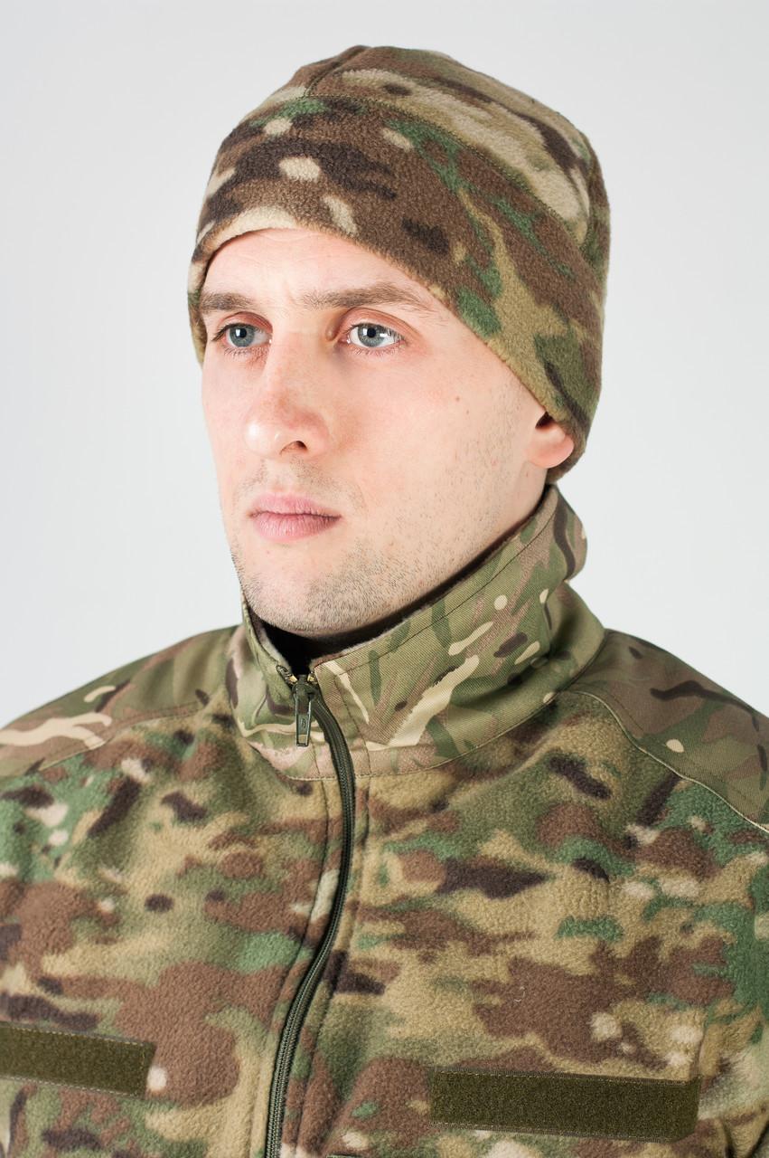 Шапка Флісова 4КЛ Мультикам