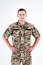 Рубашка полевая Укр-5 Пиксель, фото 3