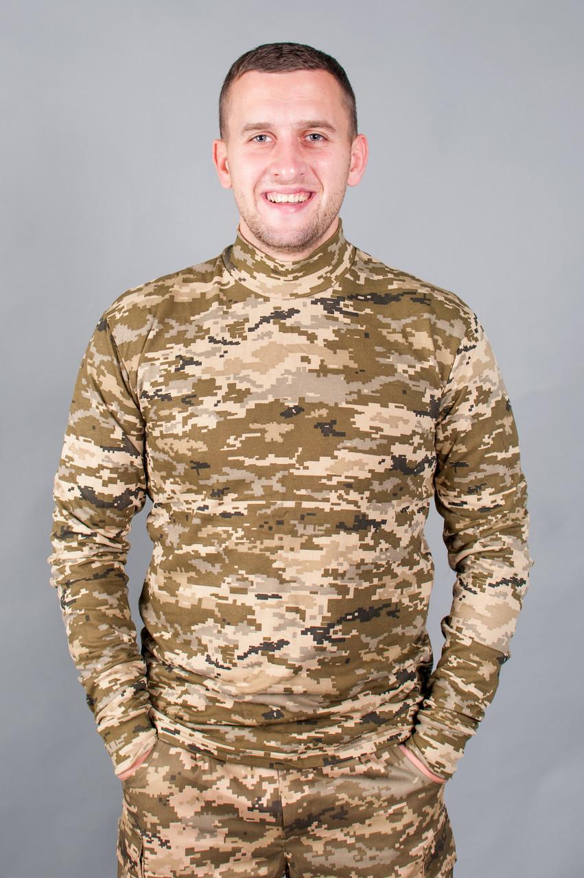 Гольф зимний новый украинский камуфляж с начесом