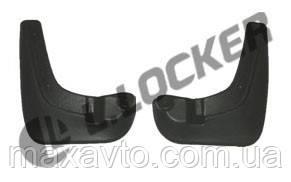 Брызговики Kia Rio II (05-) (Киа Рио 2) (2 шт) передние (Lada Locker)