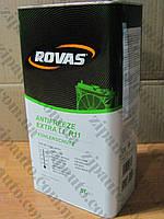 Антифриз концентрат ROVAS LL G11 зеленый 5L