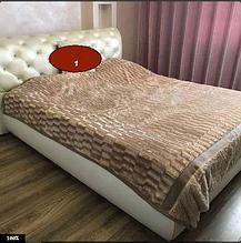 Мягкий теплый практичный плед Норка Bona Vita 1-11