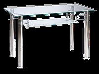 Стол обеденный стеклянный Reni A 70x100 Signal