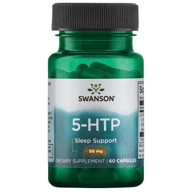 5-HTP  Антидепрессант, снижение веса 50 мг 60 капс