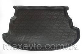 Коврик в багажник SsangYong Korando (10-) (Ссанг Йонг Корандо), Lada Locker