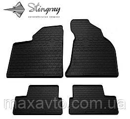 Автомобильные коврики Lada Priora 00 (Лада Приора) (4 шт), Stingray