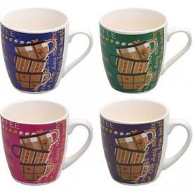 Чашка фаянс «Кофе» 200 мл                                   004