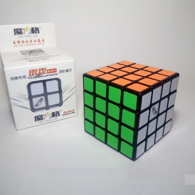 Кубик Рубика 4х4 QiYi QiYUAN (Черный) EQY505