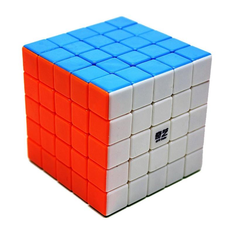 Кубик Рубика 5х5 QiYi QiZheng (Белый) GB6675