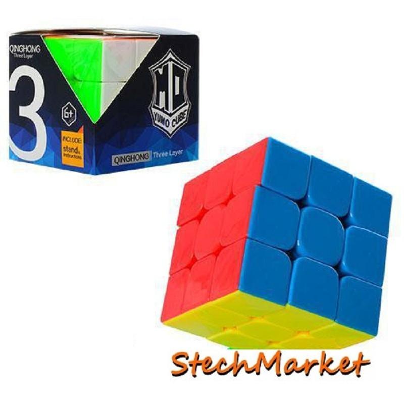 Кубик рубик 3х3 QINGHONG 379001-A