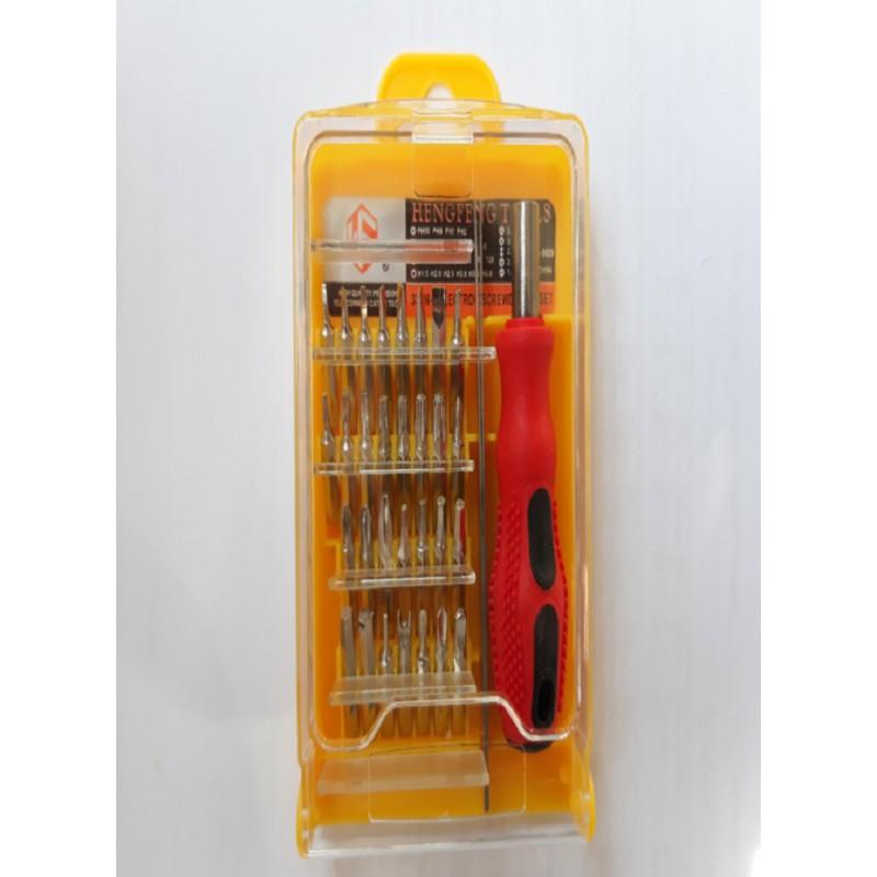Набор отверток с насадками 32 шт HF-9829 для ремонта мелкой электроники