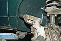 Подкрылки RENAULT TRAFIC II (OPEL VIVARO)   (2001-2013) (MEGA LOCKER), фото 3