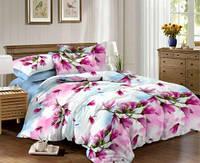 Постельное белье из сатина семейный комплект торговая марка Комфорт Текстиль