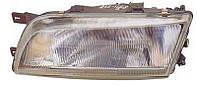 Фара левая NISSAN ALMERA N15 95-99 (DEPO). 215-1168L-LD-EM