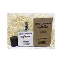 Dolce & Gabbana Light Blue EDP 50ml TESTER (парфюмированная вода Дольче Габбана Лайт Блю тестер)