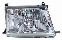 Фара правая Toyota LANDCRUISER J10 98-04 (DEPO). 212-11N2R-LD-EM
