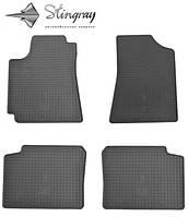 Коврики в салон автомобиля Gelly Emgrand EC7 09 (Джили) (2 шт) передние, Stingray