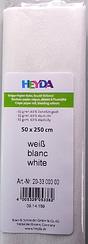 Креп-папір 50*250см, 32г/м2, Heyda  Білий
