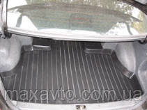 Коврик в багажник Nissan Almera SD (-06) (Ниссан Альмера), Lada Locker