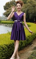 Женское платье. Нарядное платье с необычным кроем. Размер и цвет любой., фото 4