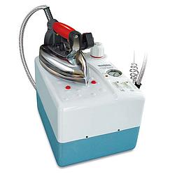 Silter Magma 1035, профессиональный утюг с парогенератором и манометром, бойлер на 3.5 литра, мощность 1250 Вт