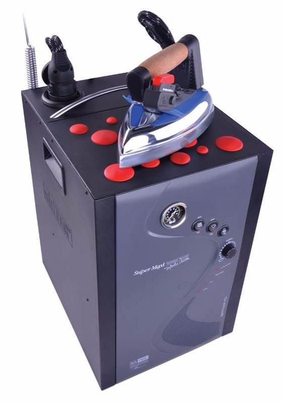 Silter Super Maxi 10, профессиональный утюг с парогенератором емкостью 10 литров, неограниченное время работы