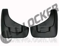 Брызговики SsangYong Rexton III (12-) (Ссанг Йонг Рекстон) (2 шт) передние (Lada Locker)