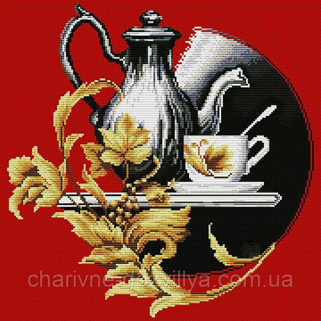 набор алмазной вышивки Чайный натюрморт