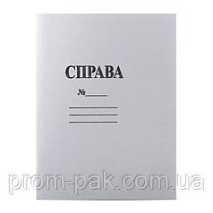Обкладинка картонна справа формат А4