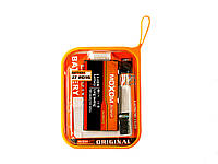 Встроенный аккумулятор Moxom для Samsung J710 на 3300 mAh Черный 1420, КОД: 291771