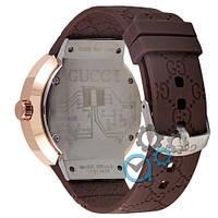 Наручные часы Gucci Pantcaon Brown-Gold-Brown, фото 2
