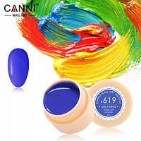 Гель-краска Canni 619 5мл