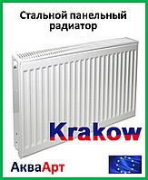 Радиатор стальной Krakow 22k 500*1000 б.п.