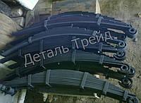 Рессора (14 листов) 2ПТС-4