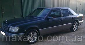 Дефлекторы стекол Mercedes Benz E-klasse Sd (W124) 1984-1995 (Мерседес-бенц Е-класс) Cobra Tuning
