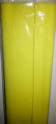 Креп-папір 50*250см, 32г/м2, Heyda  Лимонний