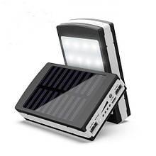 Мобильная Зарядка POWER BANK Metal+LED Solar 90000mah (реал. 9600)