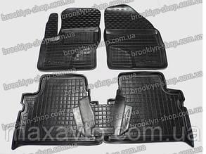 Коврики в салон Ford C-Max 2003-2011 черный, кт - 4шт