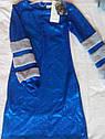 Детское платье на девочку подростка Юнна  Электрик Размеры 140 152 Супер наряд!, фото 6