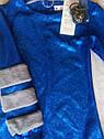 Детское платье на девочку подростка Юнна  Электрик Размеры 140 152 Супер наряд!, фото 7