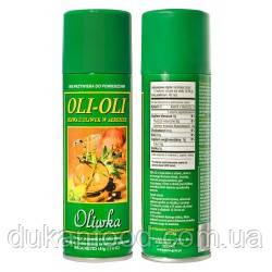 Оливковое масло-спрей Oli-Oli