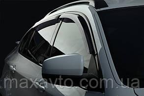 Дефлекторы окон KIA Picanto 11- темный (Киа Пиканто) SIM