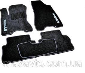 Коврики в салон ворс Nissan X-Trail T31 (2007-2014) /Чёрные, кт. 5шт, KE745JG021