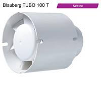 Канальный вентилятор blauberg tubo 100T с таймером, фото 1