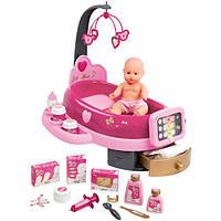 Игровой набор Smoby Baby Nurse Уход за куклой с пупсом 220317, фото 1