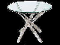 Стол обеденный стеклянный Agis Signal