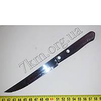 Нож кухонный с пилочкой TRAMONTINA  Т131